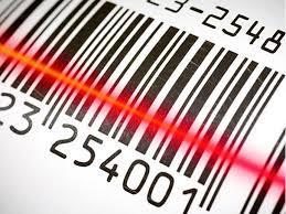 Automação comercial - Código de barras com feixe de luz