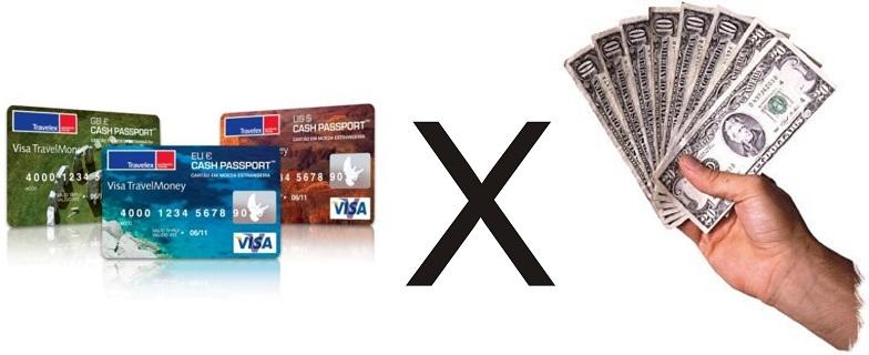 Automação comercial - Cartão X Dinheiro