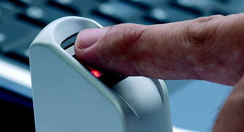 Automação comercial - Biometria